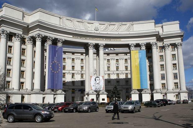 Український МЗС: інцидент з ОБСЄ підтверджує спроби Москви залякати спостерігачів