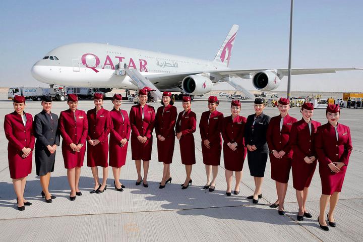 Qatar Airways оголосила про початок польотів в Україну
