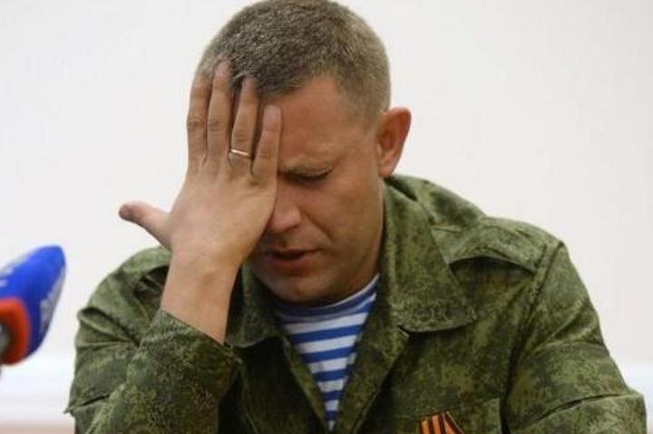 СБУ отримала доступ до мобільних розмов ватажка бойовиків Захарченка