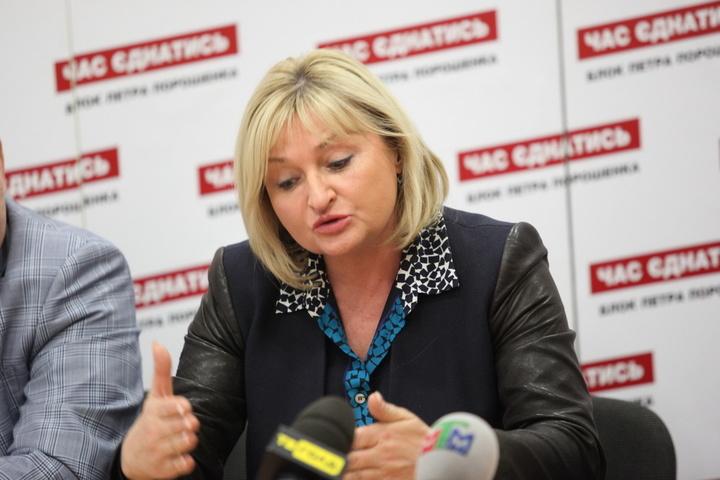 З10 травня функції голови НБУ виконуватиме заступник Гонтаревої - Луценко