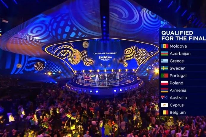 Визначили всіх конкурентів O.Torvald на Євробаченні