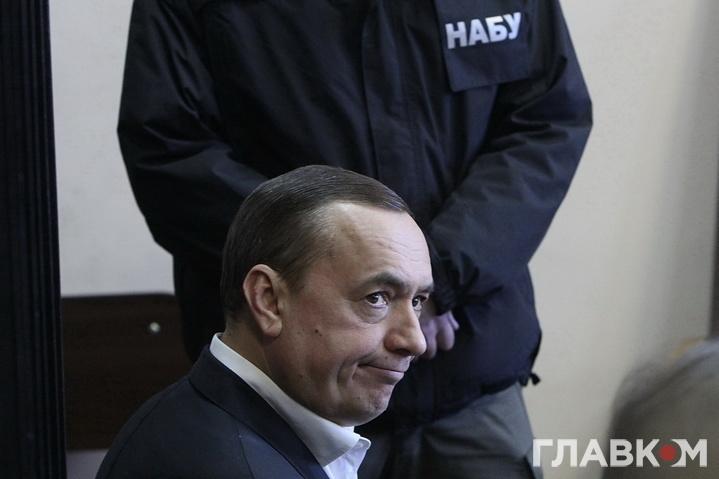 Апеляційний суд Києва залишив напоруках екс-депутата Мартиненка