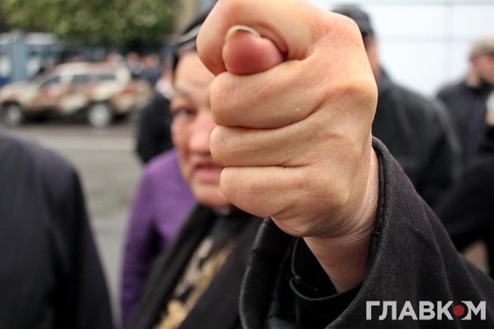 Правоохранители обеспечивают порядок в местах проведения запланированных акций в центре Киева, - полиция - Цензор.НЕТ 5316