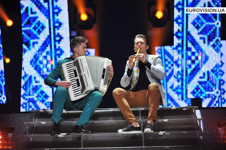 Александр Скичко и Владимир Остапчук