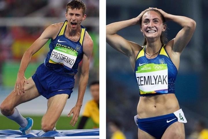 Українські легкоатлети виграли дві медалі натурнірі Діамантової ліги вШанхаї