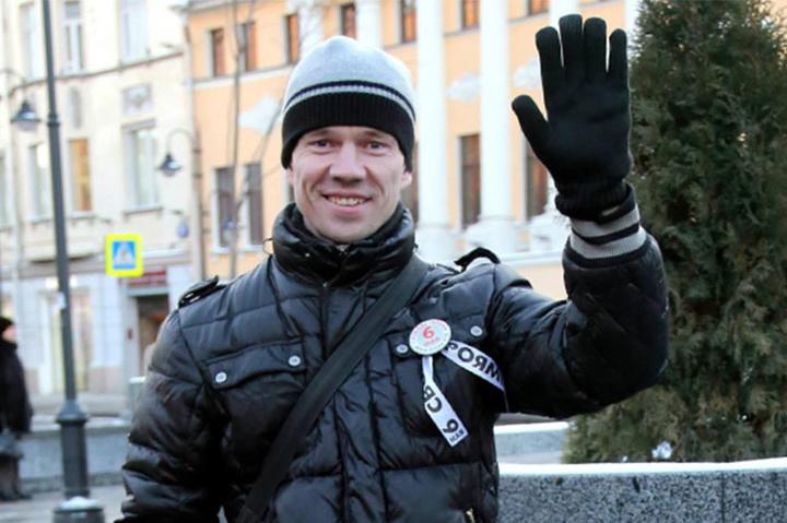 Небезпечна справа. УМоскві затримали активістів, які читали Конституцію