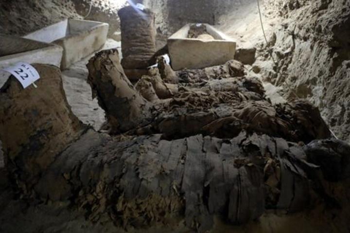 У Єгипті виявили 17 стародавніх мумій