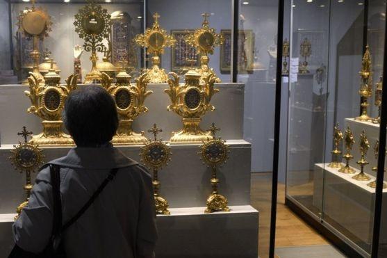 УФранції змузею викрали експонати вартістю понад €1 млн