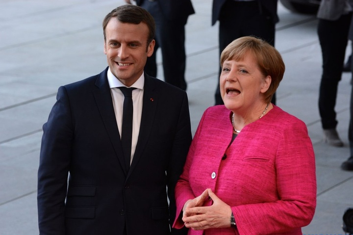 Меркель і Макрон домовилися реформувати ЄС разом