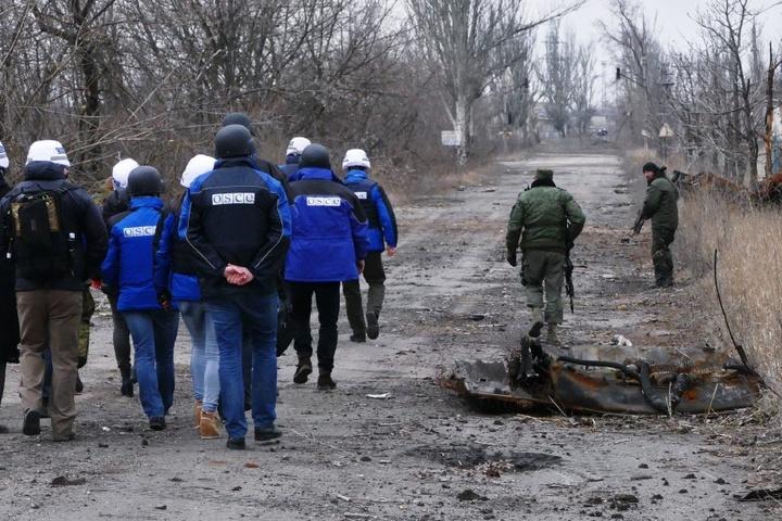 Місія ОБСЄ зафіксувала збільшення випадків порушення «режиму тиші» навихідних