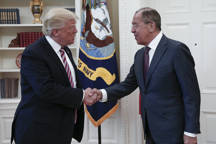 Трамп розкрив секретну інформацію при розмові зЛавровим