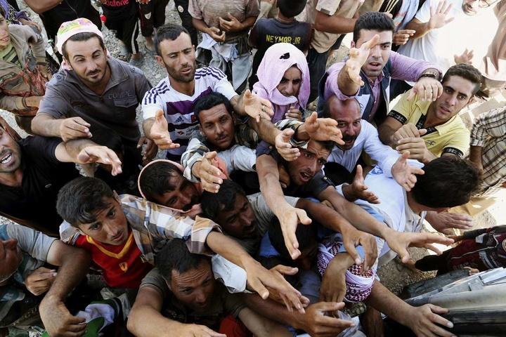 УСирії втаборі біженців вибухнули 2 автомобіля, загинули щонайменше 6 людей