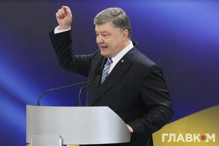 Указ Порошенко: УДень Незалежності вКиєві пройде парад військ