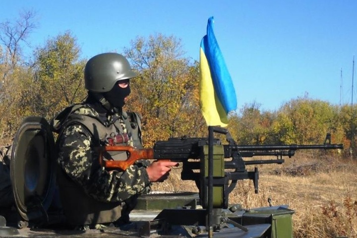 37 обстрілів, двоє українських військових поранені — Доба вАТО