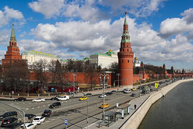 Кремль відреагував нанові санкції України проти Росії