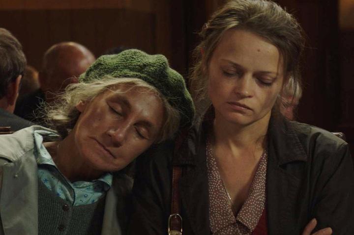 Как правило конкурсе Каннского фестиваля— два русских фильма