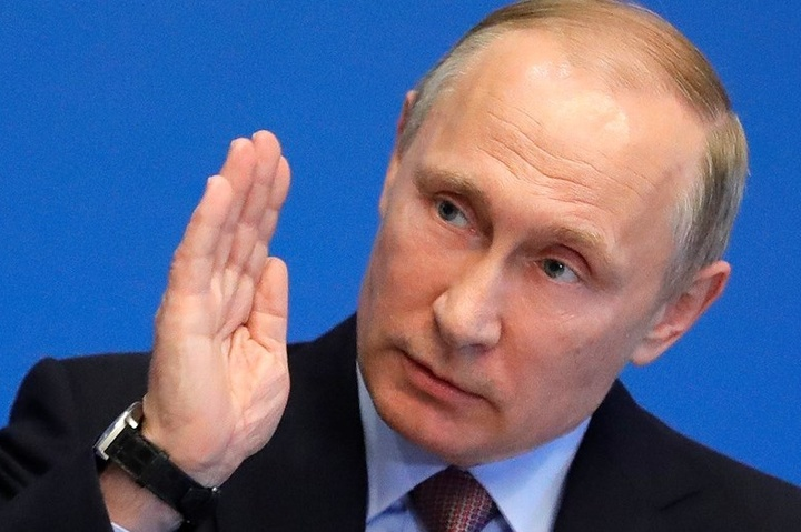 Путін обіцяє передати США запис «секретної» розмови Лаврова зТрампом