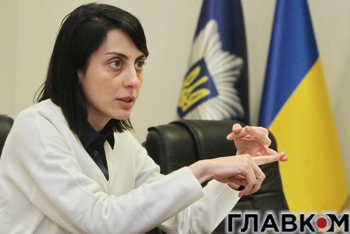 Справа Шеремета: Деканоїдзе незнала знайдених журналістами фактів
