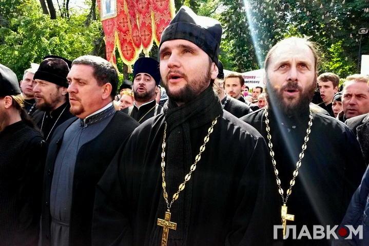 Православное вече под Радой