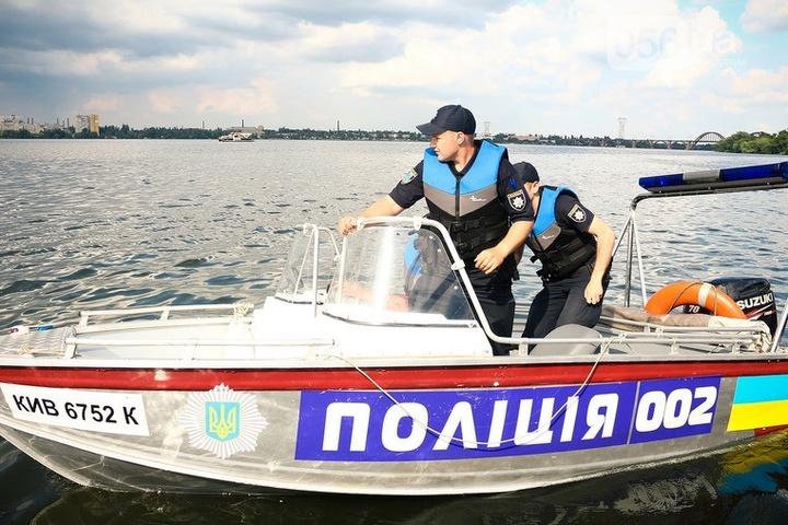 Гройсман зАваковим презентують оновлений підрозділ річкової поліції