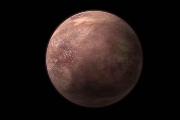 <p>Вчені довго не могли пояснити червоний колір поверхні 2007 OR10</p>