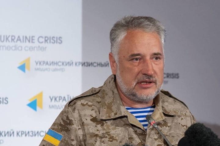 Жебрівський обіцяє 30 млн грн місту наДонеччині запевний крок