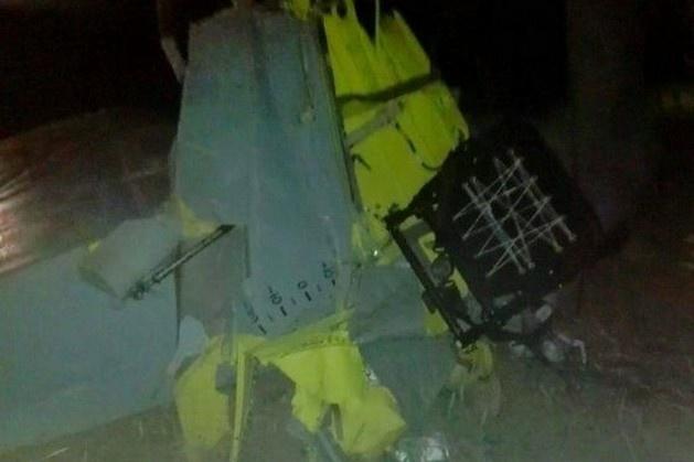 Розбився військовий вертоліт, 12 загиблих