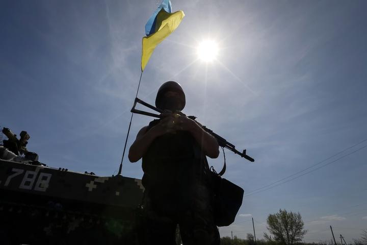 Задобу четверо українських військових отримали поранення взоні АТО