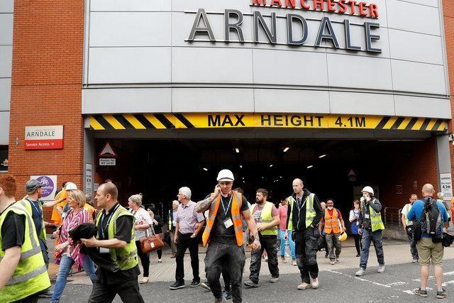ЗМІ повідомили про вибух вторговому центрі Манчестера