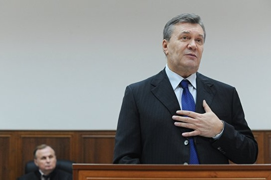 Вищий спецсуд відмовився змінювати підсудність справи Януковича про держзраду