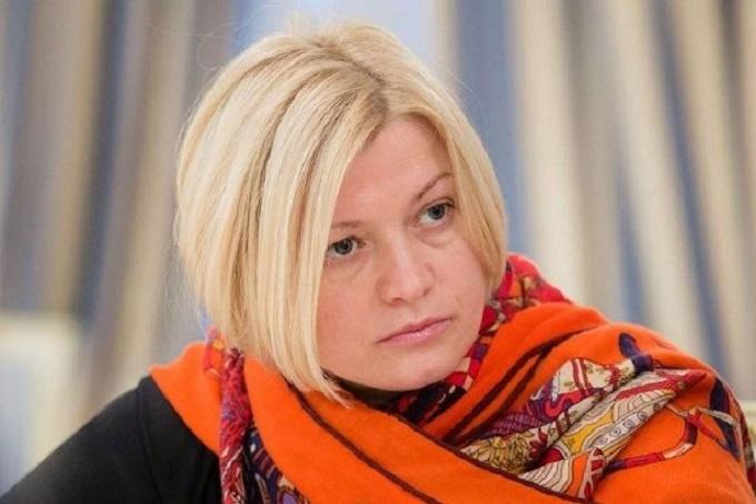 Геращенко розповіла, з якими пропозиціями Україна їде на мінські переговори