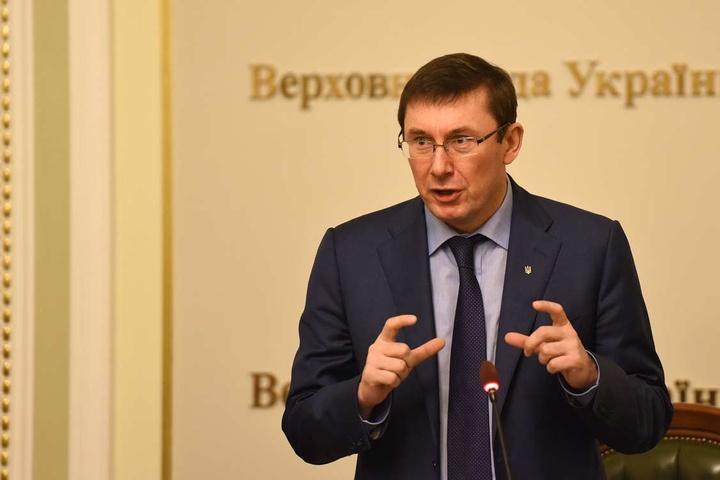 Луценко заявив, щоза півроку піде зпосади генпрокурора