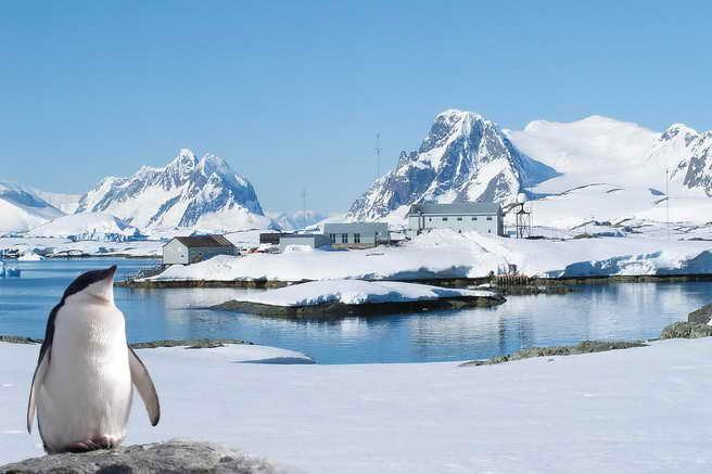 Україна та Австралія розпочали співпрацю з дослідження та освоєння Антарктики