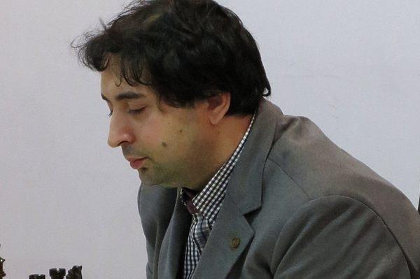 Український гросмейстер переміг на шаховому турнірі в Угорщині
