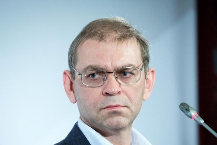 Пашинський зізнався: США і Європа радили не оголошувати воєнний стан через Крим
