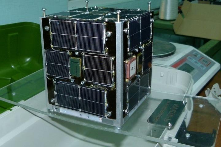 Наносупутник, створений командою зКПІ, вийшов навласну орбіту