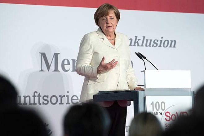 Меркель із Трампом розвинули «хорошу співпрацю» щодо України