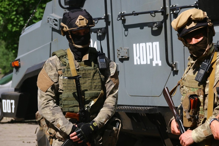 Аброськін направив доКрасногорівки спецпідрозділ поліції КОРД