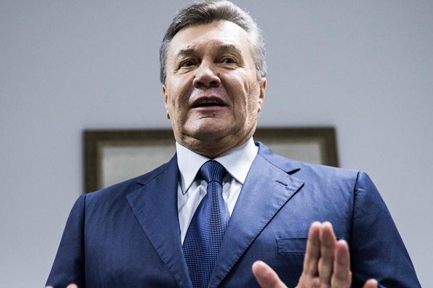 Сьогодні слухають справу про державну зраду Віктора Януковича