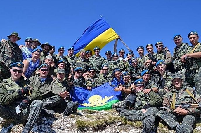Майже 500 українських військових беруть участь умиротворчих операціях