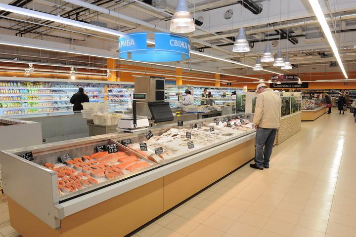 УКиєві людина смертельно отруїлася рибою із супермаркету