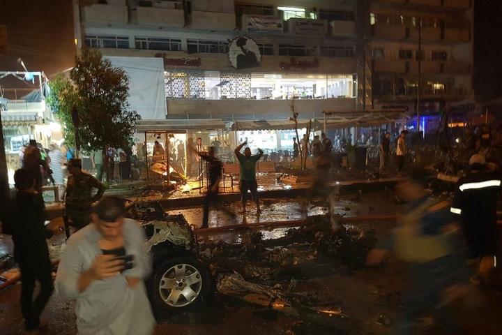 УРамадан унаслідок вибуху вБагдаді загинуло 13 осіб