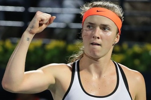 Світоліна впевнено стартувала наRoland Garros