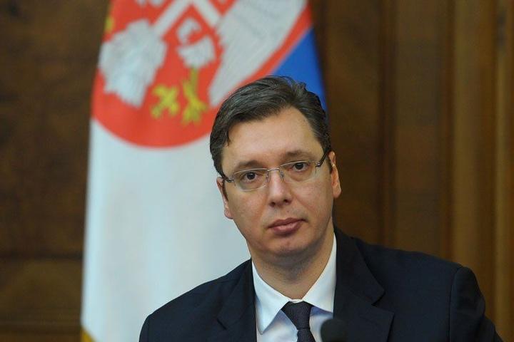Парламент Сербії прийняв відставку прем'єр-міністра Александара Вучича