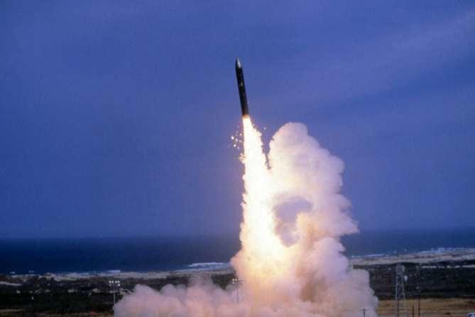 США випробували систему перехоплення міжконтинентальних ракет