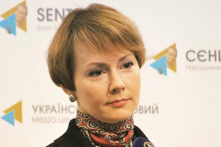 Заступник міністра закордонних справ Олена Зеркаль