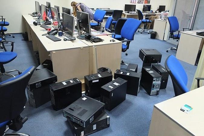 СБУ обшукує офіс одного з інтернет-провайдерів