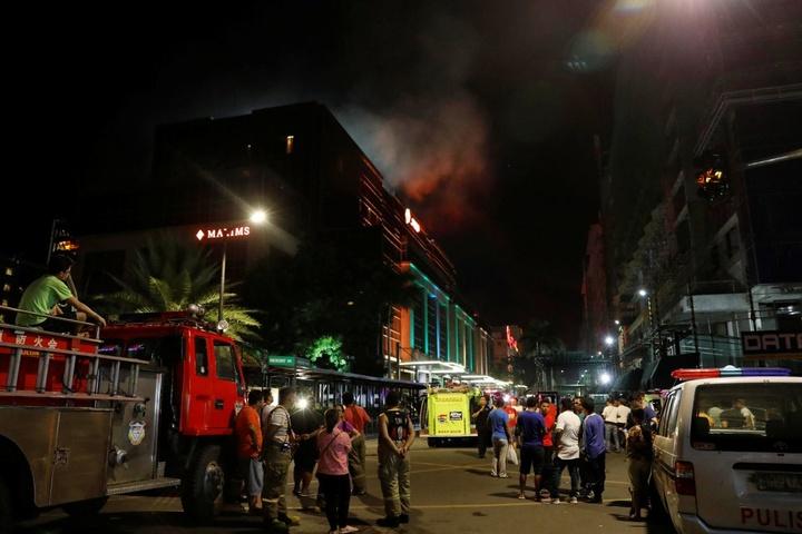 Утуристичному комплексі на Філіппінах сталася стрілянина