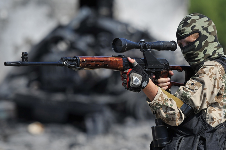 Українська сторона СЦКК: бойовики обстріляли житлові квартали Мар'їнки, є поранені