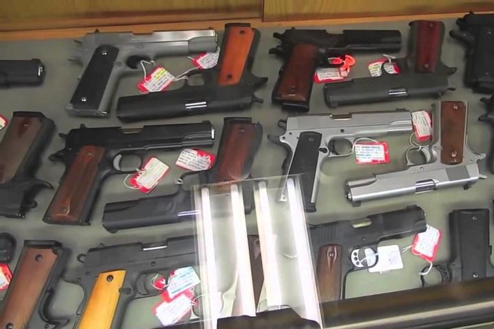 Пашинський: «Восени буде законопроект про вільний обіг зброї»